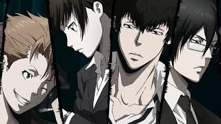 The First 15 Minutes of Psycho-Pass: Mandatory Happiness by IGN