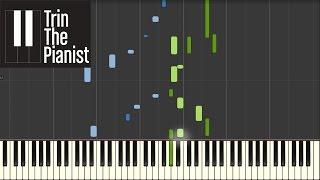 Video Her most beautiful smile (Rurouni Kenshin) - Piano tutorial [Synthesia] MP3, 3GP, MP4, WEBM, AVI, FLV Juni 2018