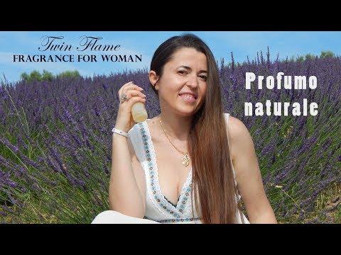 💙 Gabriela Balaj   Twin Flame uomo-donna   Fragranze Naturali