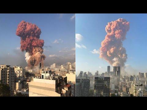 سبب انفجار لبنان.. 7 احتمالات أبرزها «إسرائيل»