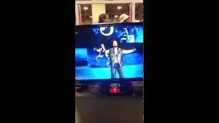 Here is a sneak peak video showing The beginning of AJ styles entrance in WWE 2k17! Check out my How to make a face texture video that i made! Please sub/com...