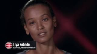 Liya Kebede On The Biggest Problem Facing The Next Generation