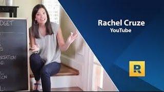 The Rachel Cruze YouTube Channel