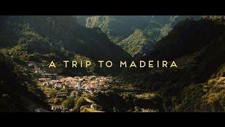 trip, madeira, island, visit