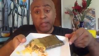 Here is my review of a locally produced pepper sauce - Kathy's Homemade Pepper Sauce and a great tasting pastelle from Ma Ross.  To order this flavorful Pepper Sauce, please call (868)290-3148 To order the mouth-watering Pastelles, please call -  (868)385-3383