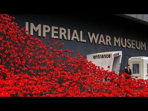 London: So erinnern die Briten an die Weltkriegstoten