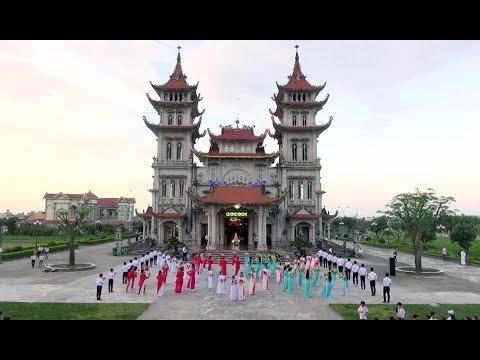 Giáo xứ Phong Lâm đồng tiến hoa kính Mẹ