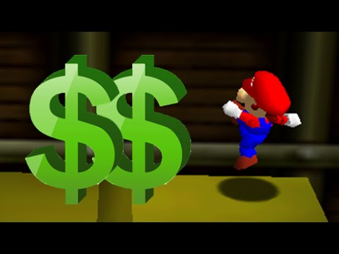 A rare new glitch has been found in Mario 64, and this guy's offering $1000 to whoever can replicate it.