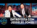 Entrevista com Jesse Lee Jones | The Noite (14/09/18)