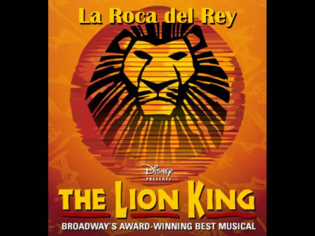 the lion king original broadway cast r
