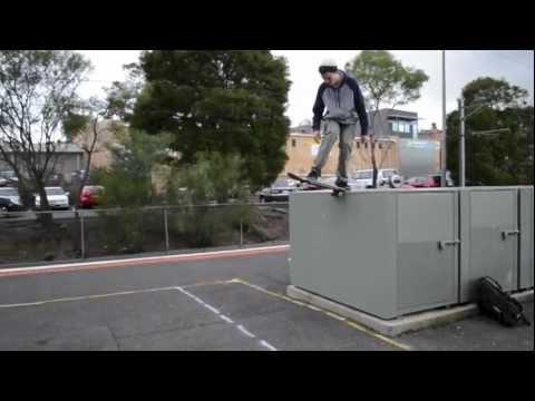 Jordi Bourne 15 Year Old Skate Edit 2012