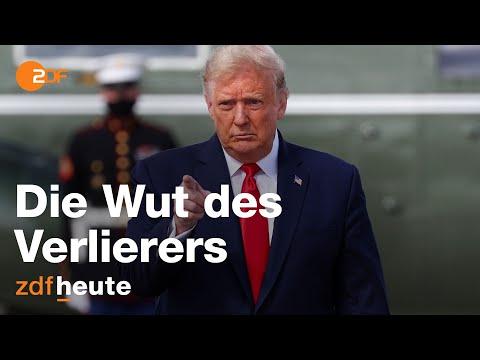 Donald Trumps unanständiger Abgang