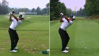 Tiger Woods: l'evoluzione del suo swing