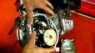 7. How a Small Engine Crankcase Breather Works and How to Quick Check the Breather Valve