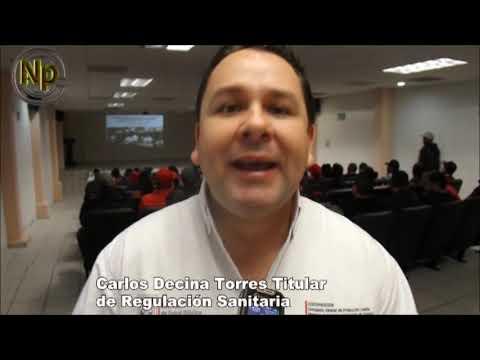 LLEVAN A CABO CAPACITACIÓN EN HIGIENE PARA MANIPULADORES DE ALIMENTOS