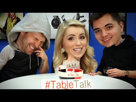 Candy Bars, High Fives, & Cold Spaghetti! #TableTalk