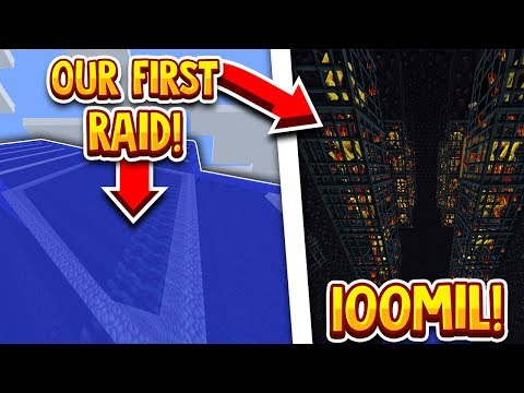 OUR FIRST RAID OF THE MAP *RICH*! I Minecraft Factions