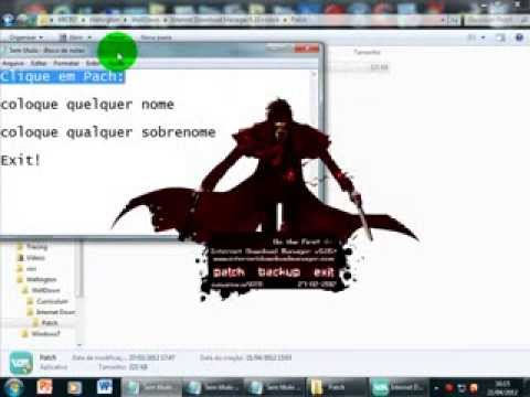 Internet Download Manager IDM 6.XX serial crack 2014