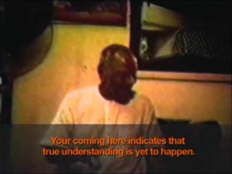 Nisargadatta Maharaj: The Lost Satsang – Part-2