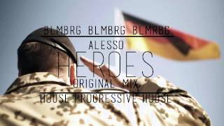 Thumbnail for Alesso — Heroes