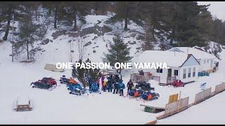 6. One Passion. One Yamaha. - 2020 Yamaha Snow Products
