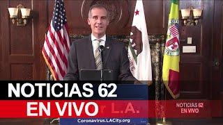 Sigue aumento de casos de covid-19 en Los Ángeles – Noticias 62 - Thumbnail