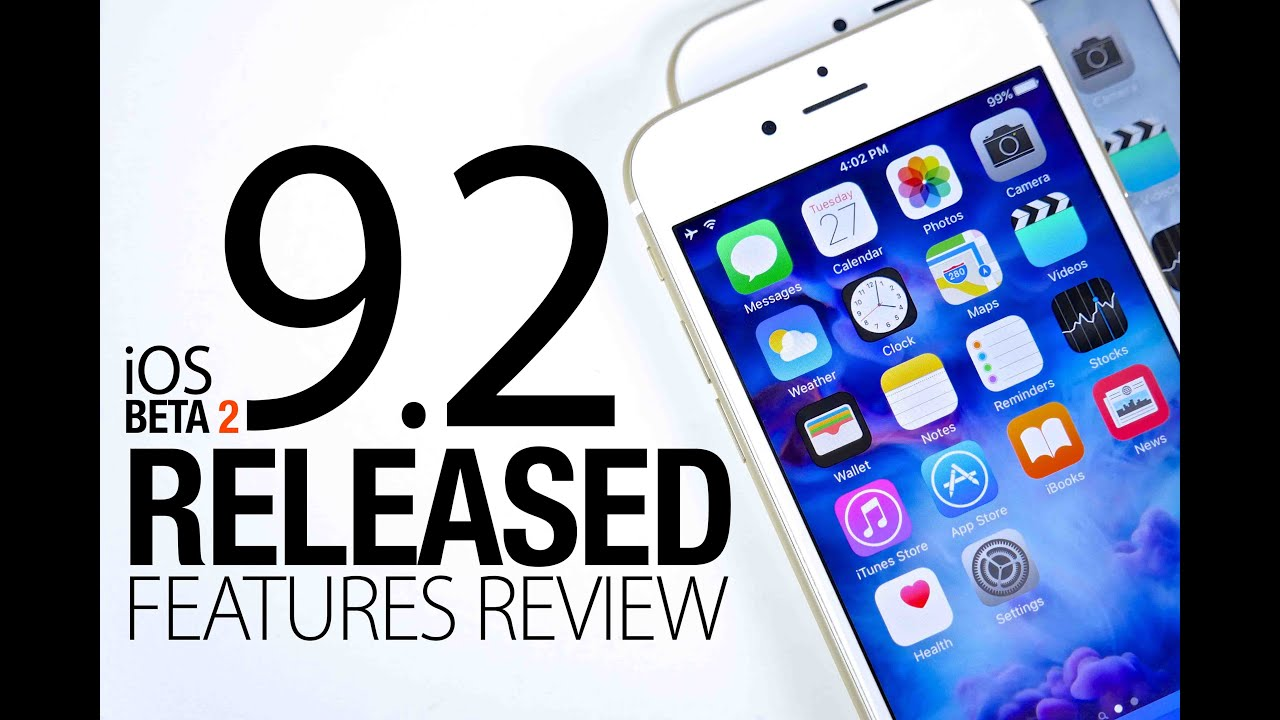 How To Install iOS 9.2 Beta 1 FREE Without UDID or Developer Account – iPhone, iPad & iPod
