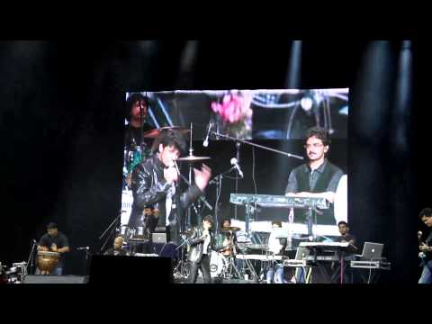 Sonu Nigam Live in Moscow Part 6 (видео)