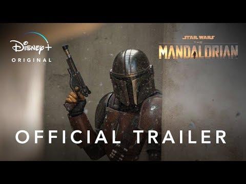The Mandalorian  Official Trailer  Disney  Streaming Nov. 12