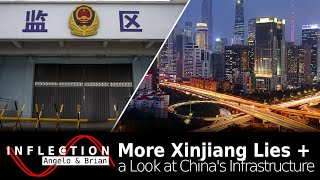 XinJiang – the real truth …. With Angelo Giuliano and Brian Berletic.    They also discuss China`s infrastructure and the development of XinJiang, Tibet, etc. ...        In depth ...        The West likes to trumpet `individualism` - but is this really for the elite to divide the people, an excuse for the lack of infrastructure, and that if one is poor, it is your fault ?    Compared to China`s development and poverty alleviation, what has the West achieved over recent decades ?    There are around 200,000 Chinese students in UK alone.