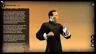 Wing Chun Kung Fu: SLT Tablet YouTube video