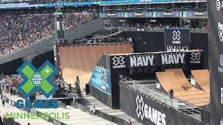 Skateboard Big Air: FULL BROADCAST | X Games Minneapolis 2017