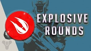 This video is long overdue! I have been considering remaking my original Explosive Rounds video. But obviously I decided to just make a part two. I am constantly trying to improve my videos. In this video I know the audio is still a little goofy. it should be fixed in the next video.Part 1: https://youtu.be/ZdGxNIuJQqIThis video took me a long time to put together, so I would appreciate if you guys hit the like button and considered subscribing! ____________________________________________________________________FOR MORE IN-DEPTH REVEWS, SUBSCRIBE: https://www.youtube.com/channel/UCMlZ...Widgeon TV Twitter: https://twitter.com/Widgeon_TV__________________________________________________________________Check out my other Destiny content!Explosive Rounds In-Depth: https://youtu.be/ZdGxNIuJQqIHow Fast are the Ships in Destiny: https://youtu.be/cqAw0O14DBATrack: https://soundcloud.com/dontloveme/flyDestiny in Depth -  Explosive Rounds (Part 2)Destiny in Depth -  Explosive Rounds (Part 2)Destiny in Depth -  Explosive Rounds (Part 2)