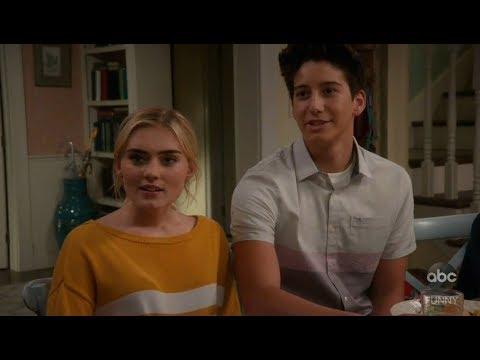 American Housewife - ''Zeddison'' Dinner - CLIP