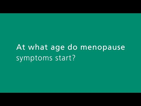 Scripps Health: What Is Menopause?