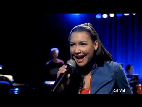 Naya Rivera Glee Best Song Performances