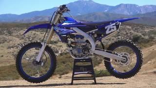 5. 2020 Yamaha YZ250F | Bike Breakdown