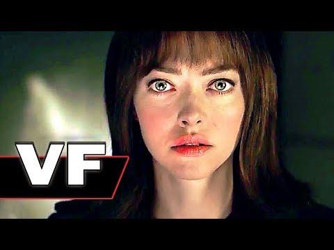 ANON Bande Annonce VF (Film Netflix, 2018) Amanda Seyfried, Clive Owen