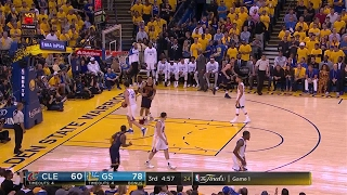 Quarter 3 One Box Video :Warriors Vs. Cavaliers, 5/31/2017