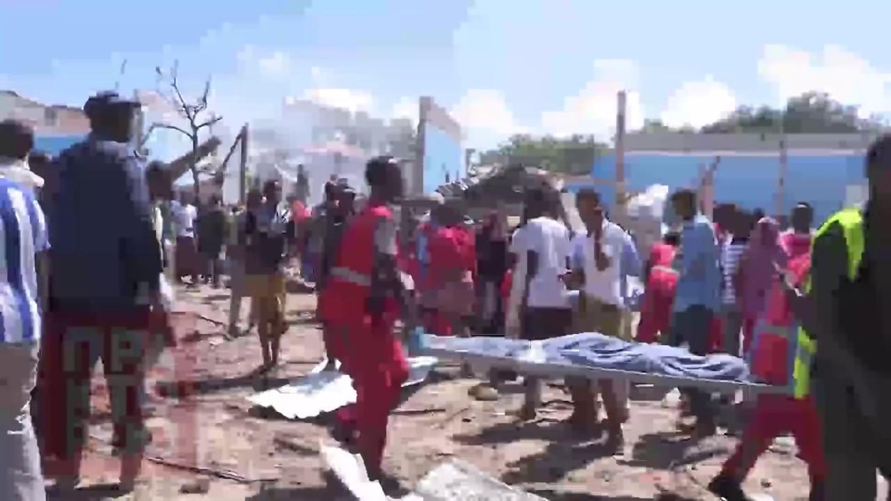 Σομαλία: Βομβιστική επίθεση αυτοκτονίας με τουλάχιστον 15 νεκρούς στο Μογκαντίσου