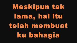 Viera - Pertemuan Singkat with Lyrics