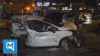 Junge Frau kommt bei Unfall in München ums Leben