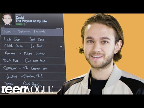 Zedd Creates The Playlist of His Life   Teen Vogue - Thời lượng: 8 phút, 30 giây.