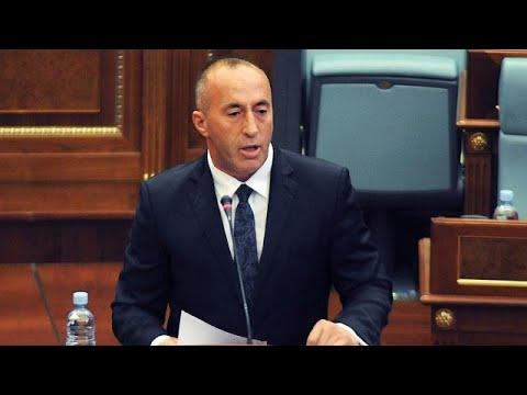 Νέος πρωθυπουργός του Κοσόβου ο Ραμούς Χαραντινάι