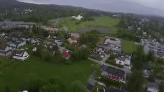 Asker Norway  City new picture : Dji Phantom FPV flying in Asker, Norway