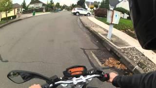 5. 2009 Ducati Monster 696 walk around review