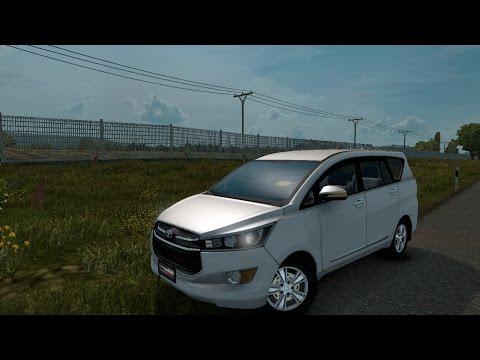 Toyota Innova Crysta 2017 1.30