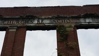 Thomasville (NC) United States  city pictures gallery : ABANDONED-Church St. school-Thomasville NC
