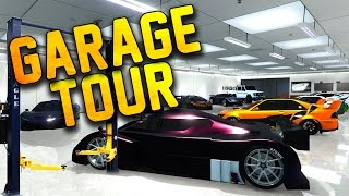 This is my GTA Online Car Garage show casing all my Car builds at the moment of recording, its a bit outdated and will upload the new one soon after i have a few more builds. Hope you like the garage tour of all my cars in GTA and the modifications i have done.JOIN THE BUSH BATTALION!Follow My Twitter to Stay Connected- https://twitter.com/mightybush12Like My Facebook Page and keep updated- https://www.facebook.com/mightybush12Subscribe to my channel- https://www.youtube.com/channel/UC41t_-nxA8_GZfWn6dgn0Og?sub_confirmation=1Thanks for watching the video and please leave your feedback such as likes and comments to support me on YouTube and help me keep a drive for uploading videos for you guys.I upload Call of Duty, Minecraft and GTA 5 Tips and funny gameplays on my channel so remember to subscribe so you don't miss out! I lost a channel that had 15,000 Subscribers and i am working my way back and above that number and back to my 3 million views i had. I need all the support i can get from you guys and every subscriber, like and comment means the world to me so don't forget to do these as these so motivate me each and every day. Stay close guys and lets build this BUSH BATTALION!