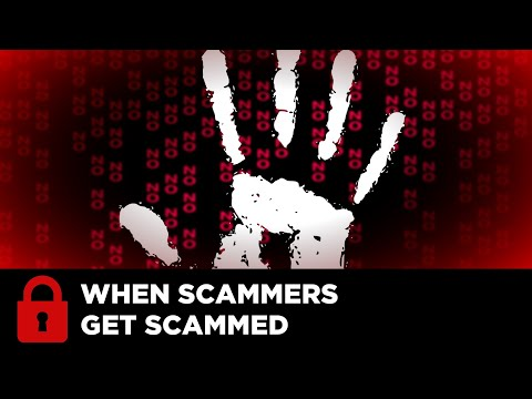 Scam - Scammers get scammed by Scambaiters 419 Nigerian Phishers try to lure and scam, but get scammed themselves. www.IDTheftSecurity.com.